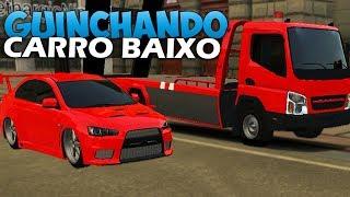GUINCHANDO CARRO BAIXO - Carros Rebaixados Android com Multiplayer para Android