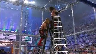 Undertaker vs Edge HELL IN A CELL WWE Summerslam 2008 UNDERTAKERS GRAVEST MATCHES