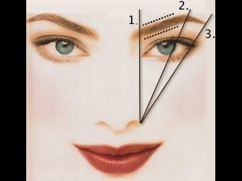 eyebrow shaping tutorial for beginners eyebrow tutorial