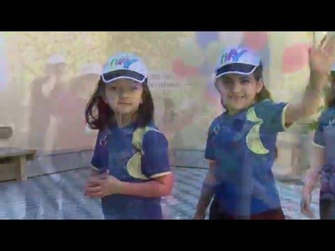 Avropa Azərbaycan Məktəbi - II Beynəlxalq İdman Oyunları