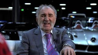 O discuție cu Ion Țiriac despre automobile, viață și viitor