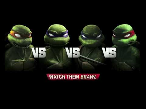 Teenage Mutant Ninja Turtles Smash-Up Interactive Video