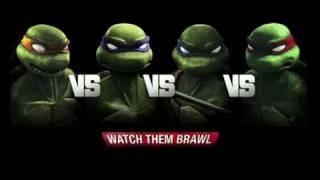 Teenage Mutant Ninja Turtles Smash-Up Interactive Video