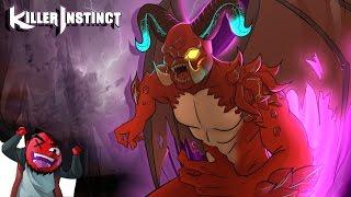"Killer Instinct | ""Gargos on these BALLS!"" (vs/ H2O Delirious)"