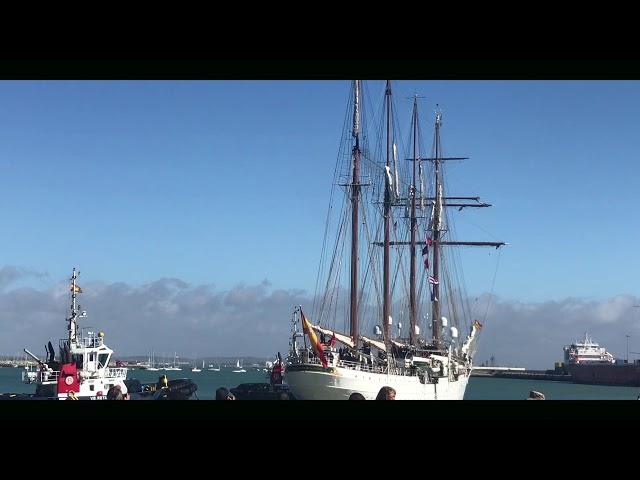 Salida Juan Sebastian Elcano 2019