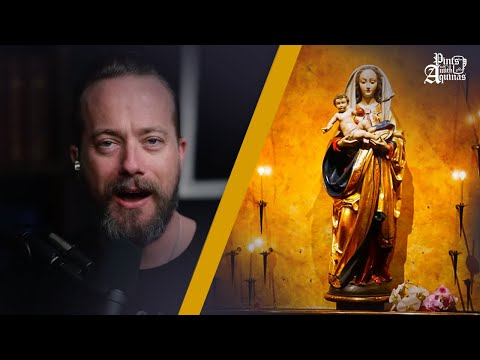 SUPERNATURAL Experience with Mary Turned a Protestant Catholic!!!