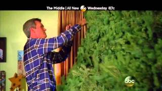 The Middle 5x09 Promo The Christmas Tree HD