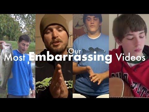 Our MOST EMBARASSING videos! (Surprise Guest) -- Googancast #9