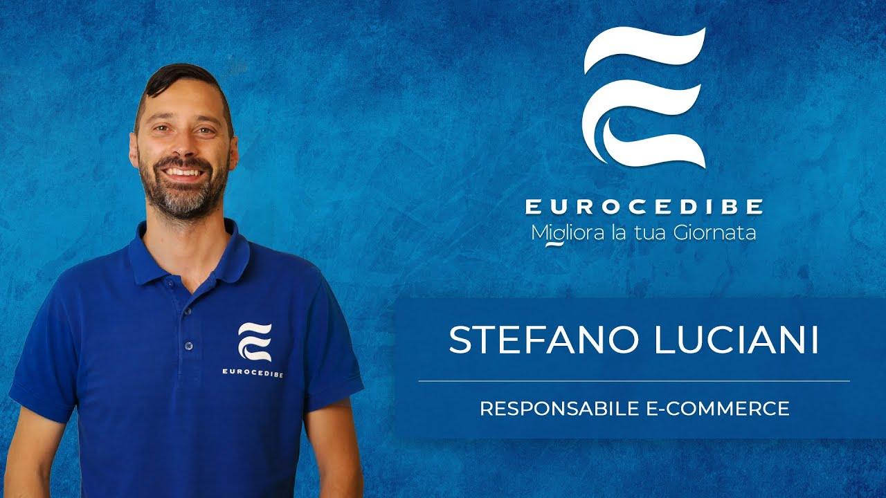 Stefano Luciani - L'impegno che fa scalare le gerarchie
