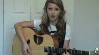 """Me Singing """"This Is Me"""" by Demi Lovato from Camp Rock"""