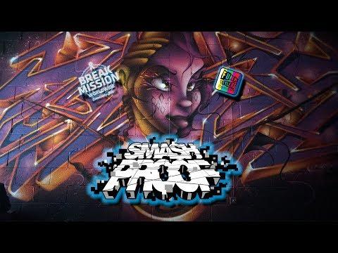 Maxi Zee vs Karam | 1v1 | Semi | Smash Proof x Break Mission | FSTV