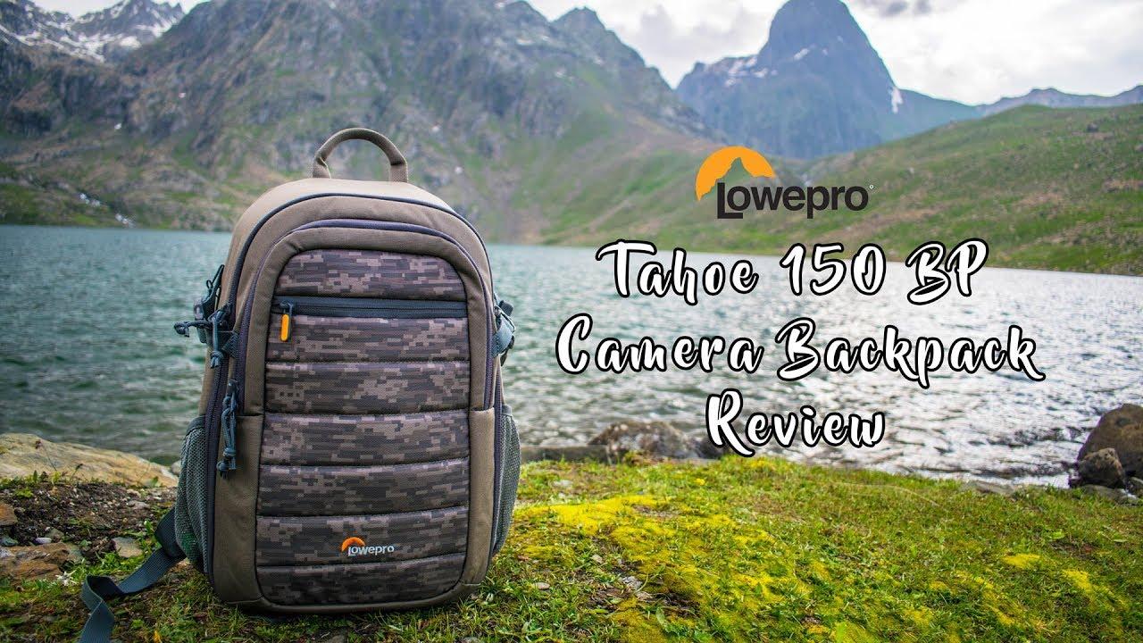 47256f22bcc Lowepro Tahoe Bp 150 Review: Is It Best Trekking Camera Backpack?