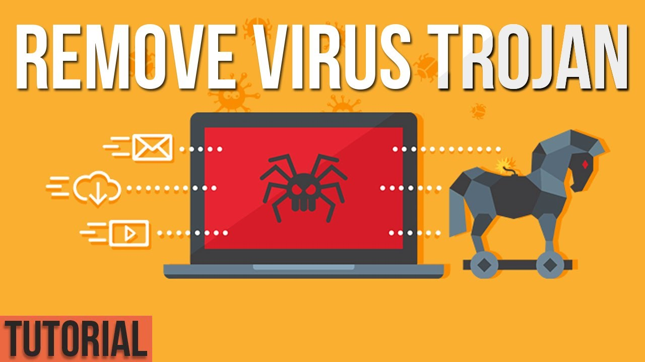 Tutorial Menghapus Segala jenis Virus Trojan - YouTube