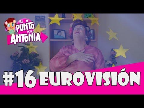 EUROVISIÓN - LOS MORANCOS | El Punto de la Antonia (con Roberto Leal)