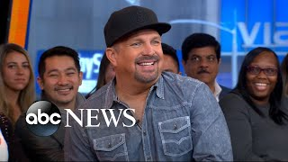 Garth Brooks dishes on his career and surprising post-awards show tradition