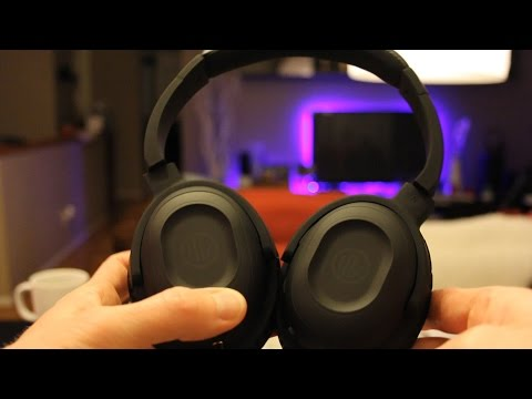 The Best Noise Cancelling Headphones For Price - Juboury Solace Unboxing & Review