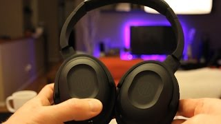 Video The Best Noise Cancelling Headphones For Price - Juboury Solace Unboxing & Review download MP3, 3GP, MP4, WEBM, AVI, FLV Agustus 2018