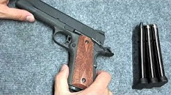 Citadel 1911 Full size.45 acp review made by Armscor in the Phillipines