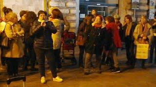 Terni: manifestazione no DDL Pillon