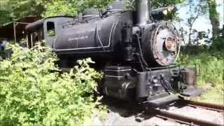 LEHIGH VALLEY COAL 0-6-0 STEAM TRAIN - Walkersville to Frederick, MD