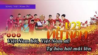 Việt nam ơi karaoke beat chuẩn