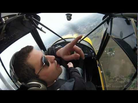Carbon Cub CC-11 180 HP Demonstration Flight