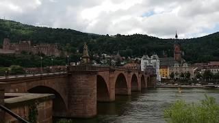 Heidelberg Germany Video: Travel View