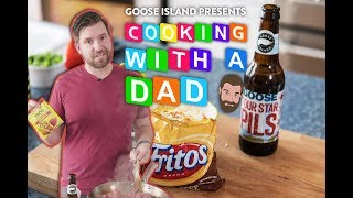 'Cooking with a Dad' Walking Tacos - Brewed for Food Education Series