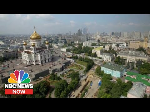 A Closer Look At Russia's Global Influence Amid 2020 Election   NBC News NOW