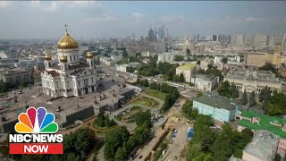 A Closer Look At Russia's Global Influence Amid 2020 Election | NBC News NOW