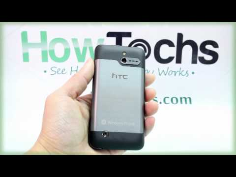 HTC 7 Pro: Overview