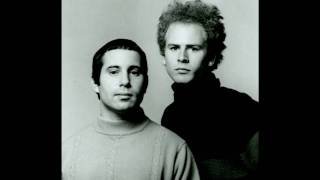 Simon and Garfunkel - The Sounds of Silence [GOOD Studio Version] + Lyrics
