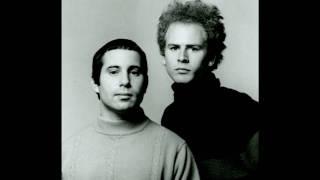 Simon and Garfunkel - The Sounds of Silence [GOOD Studio Version] + Lyrics