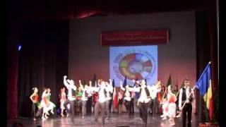 Olimpiada Nationala de limbi romanice Arad 2009 - Spectacol2