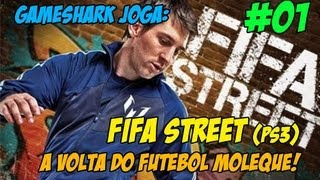 Video GameShark Joga: FIFA STREET - A volta do futebol moleque maroto! download MP3, 3GP, MP4, WEBM, AVI, FLV April 2018