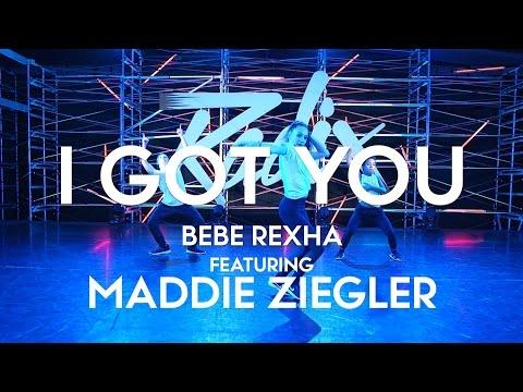 Bebe Rexha - I Got You #DanceOnGotYou feat Maddie Ziegler | @brianfriedman Choreography