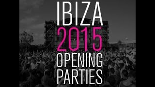 Opening Parties Techno Ibiza 2015 Hands Up (Best of July) Mega Mix Session @ t0.n0.n0
