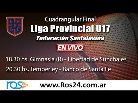 Liga Provincial U17 - Fecha 02