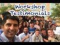Testimonials - EconplusDal's Mastery Workshops