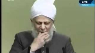 Проповедь Хазрата Мирзы Масрура Ахмада (17-09-10) часть 1