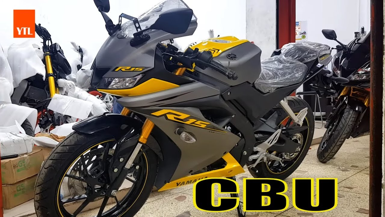 Famous Yamaha R15 155 - Sold out -The right Price @Alif Motors