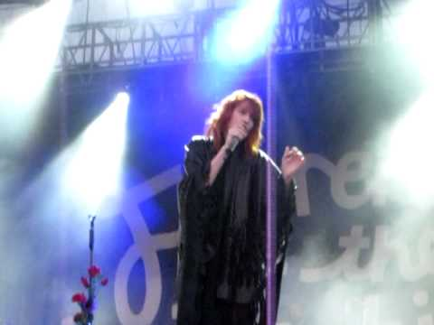 Florence The Machine Blinding At Voodoo Festival 2010