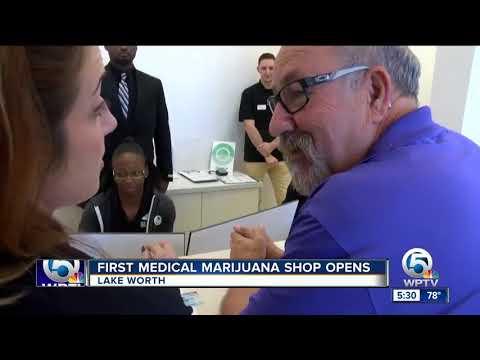 Medical Marijuana now open in Lake Worth