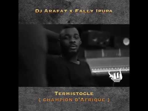 DJ Arafat Feat Fally Ipupa - Champion D'Afrique (Album Bientôt Disponible)
