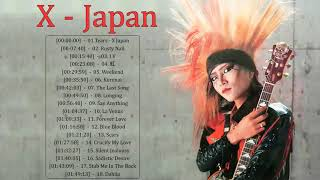 X -Japan メドレー ♪ღ♫ X Japan 人気曲 2020♪ღ♫ X Japan スーパーフライ ♪ღ♫X -Japan Greatest Hits Full Album