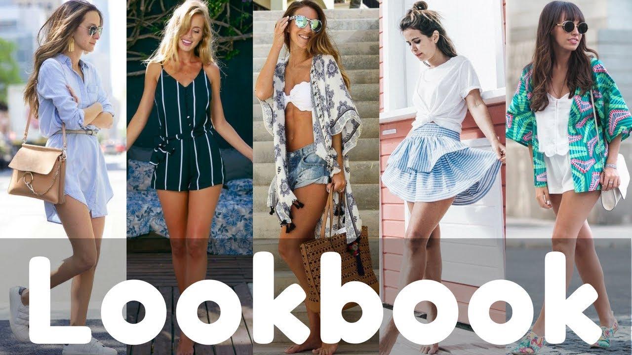 Latest Summer Dresses & Outfit Ideas Fashion Trend 2018 | Summer Fashion Lookbook 2