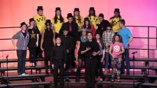 Kaleidoscope 2017:  Cherry Hill East High School