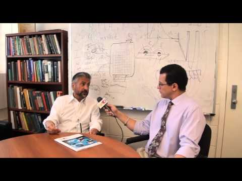 Interviewing Sanjoy Banerjee on CUNY's zinc-anode battery breakthrough