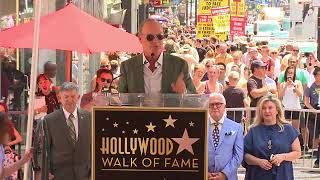 EVENT CAPSULE CLEAN - Michael Keaton Honored With Star On The Hollywood Walk Of Fame