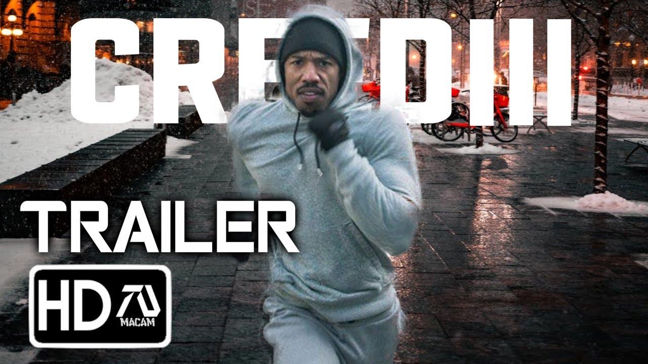 CREED 20 20 [HD] Trailer   Michael B Jordan, Floyd Mayweather Fan Made